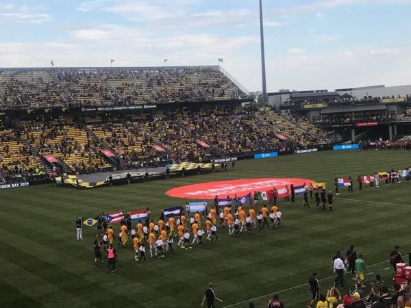 第15回 Nihongo-de-Columbus交流会 2019年 9月 Columbus Crew's Game