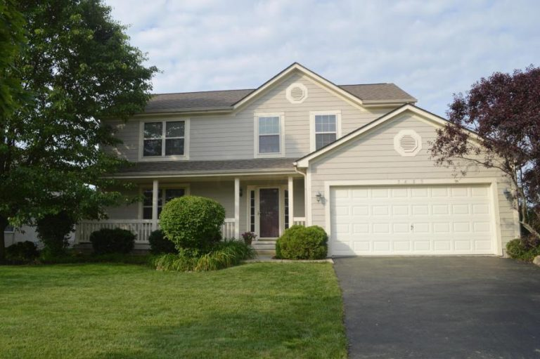 ヒリアード学区 【すぐ入居可】一軒家、ワシントン小、ウィーバー中、デビットソン高 $2,2505605 Stockton Way