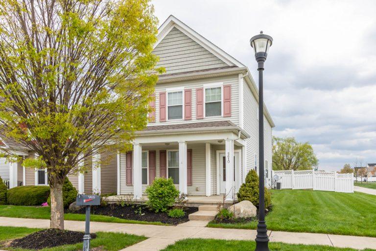 コロンバス学区【すぐ入居可】一軒家、ゲーブルス小、リッジビュー中、センテニアル高 $2,0005610 Spring River Avenue
