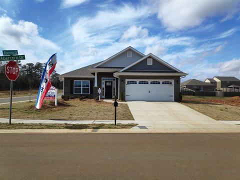 アラバマ州ハンツビル 新築物件!$275,000~Adams home