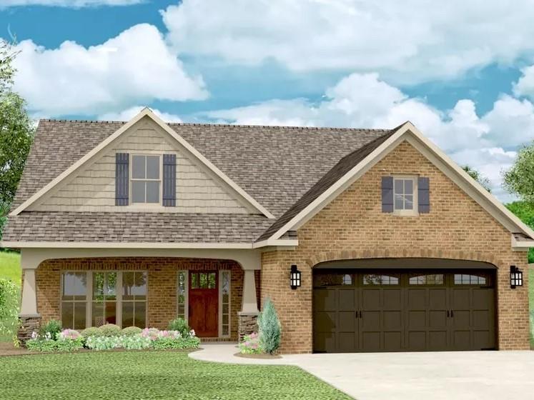 アラバマ州ハンツビル 新築物件!$325,035~Murphy homes