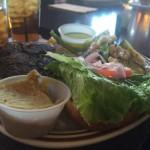 Blackbean burger