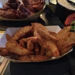 Potate wedges